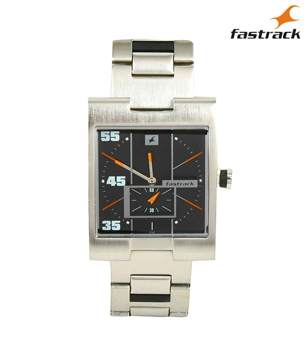 fastrack party nc1477sm01 men s watch buy fastrack party fastrack party nc1477sm01 men s watch