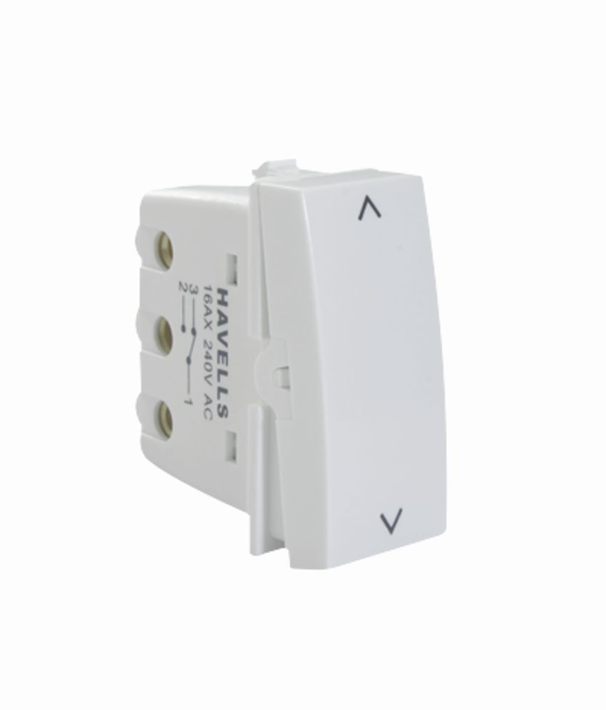 buy havells pearlz 16 ax 2 way switch online at low price in india