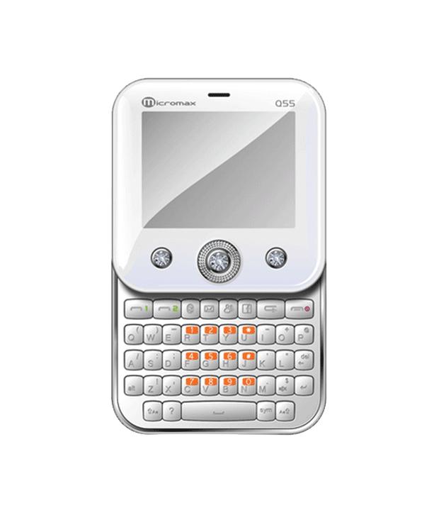 Micromax Q55 (White)