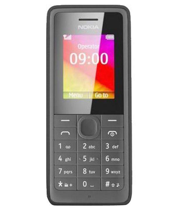 телефон nokia 106.1 цена