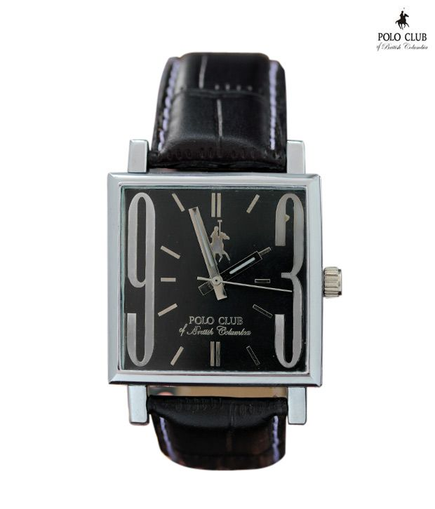 PCBC Classy Square Dial Watch