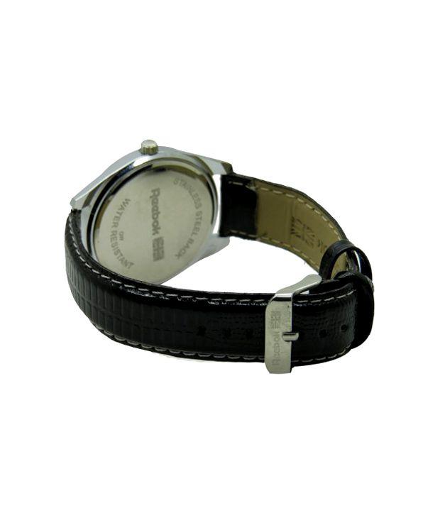 dba501f7f607 Reebok White Dial Casual Men s Watch Reebok White Dial Casual Men s Watch  ...