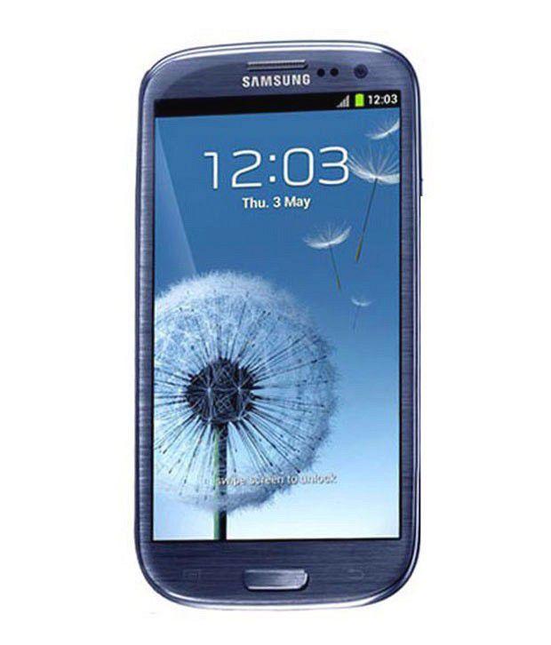 Samsung ( 16GB , 1 GB ) Pebble Blue