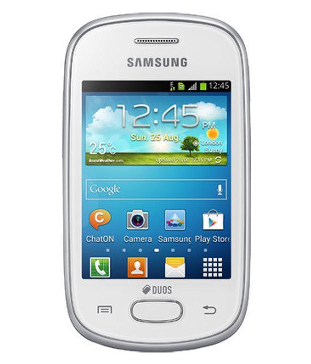 Samsung Galaxy Star S5282 4GB