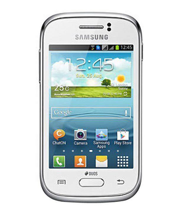 Samsung Galaxy Young S6312 4GB