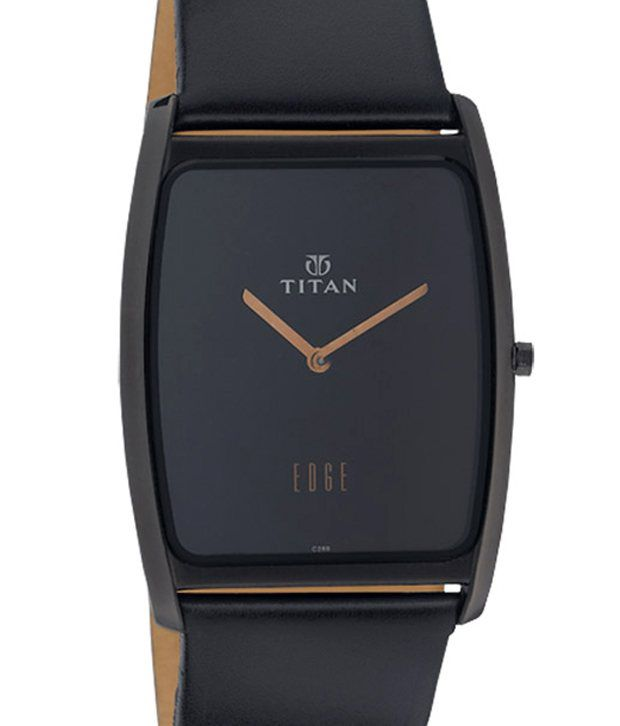 ... Price in India: Buy Titan 1514NL01 Men's Watch Online at Snapdeal