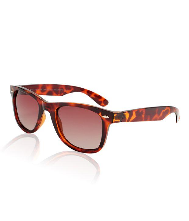 A.Klein Pink Lens Sunglasses