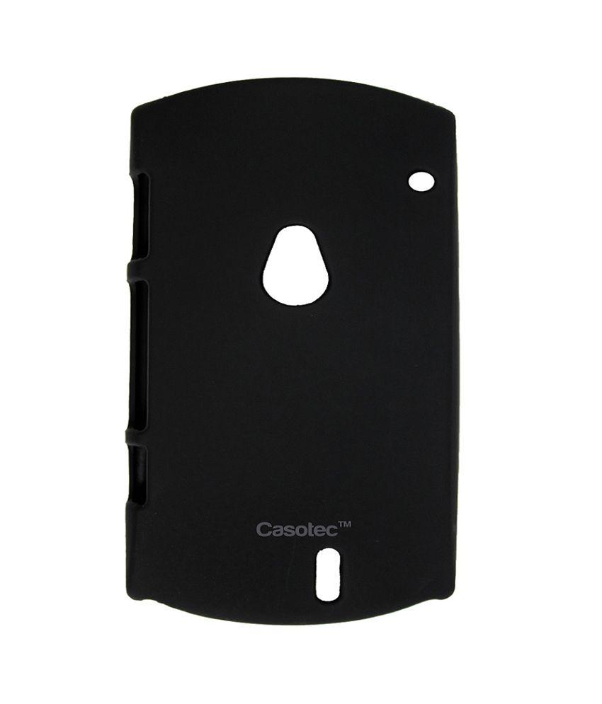 Xperia Neo V Black Casotec Ultra Slim Har...