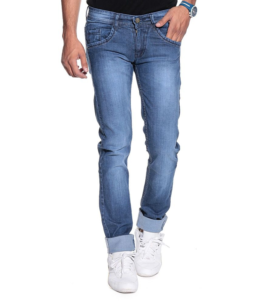 Coaster Blue Slim  Fit Jeans