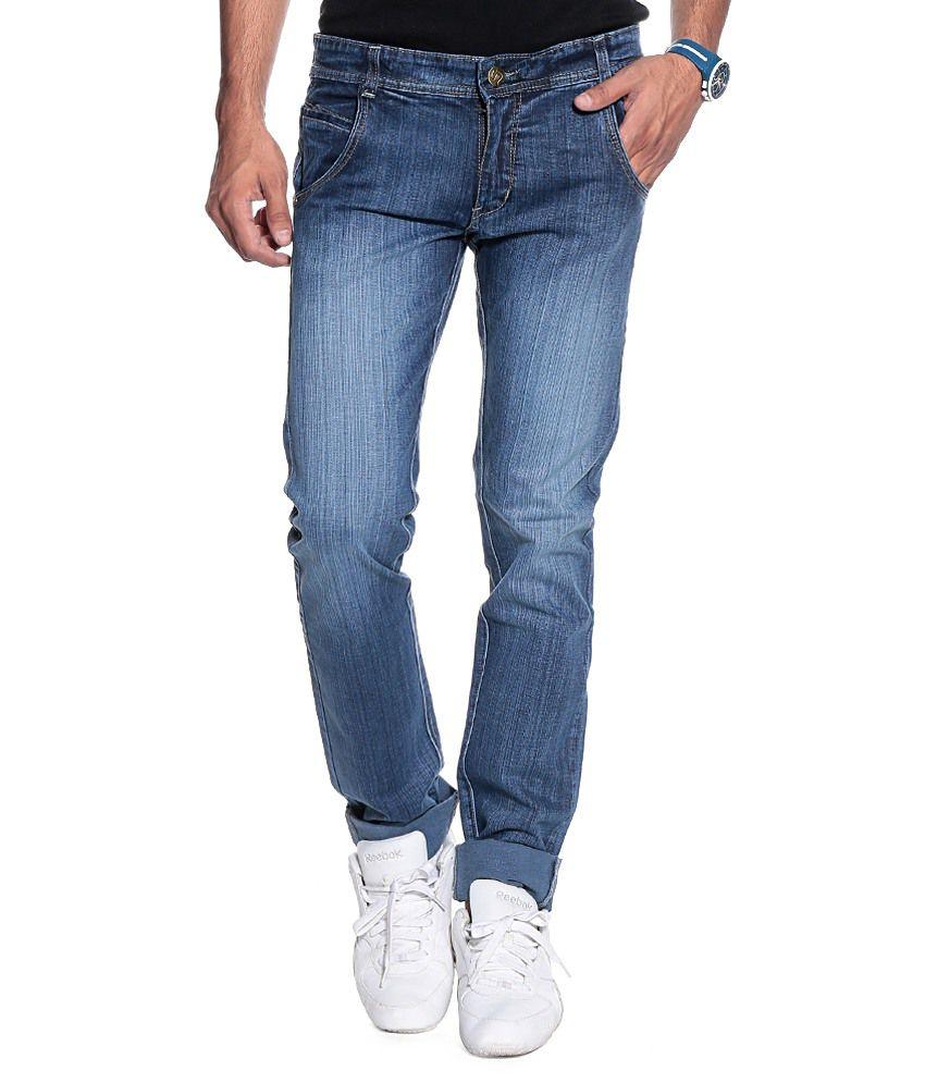 Coaster Blue Slim  Fit Jeans