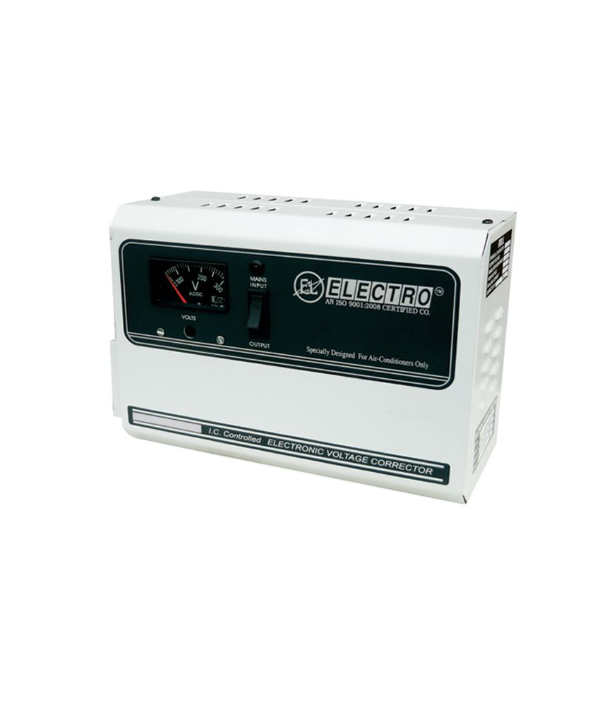 Electro Air Conditioner Voltage Stabilizer