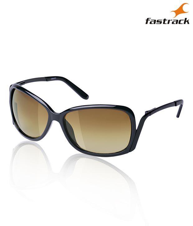 Fastrack Latest Sunglasses  fastrack c046br3 sunglasses art ftec046br3 fastrack c046br3
