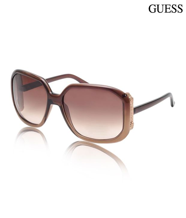 Guess Brown Grace Sunglasses