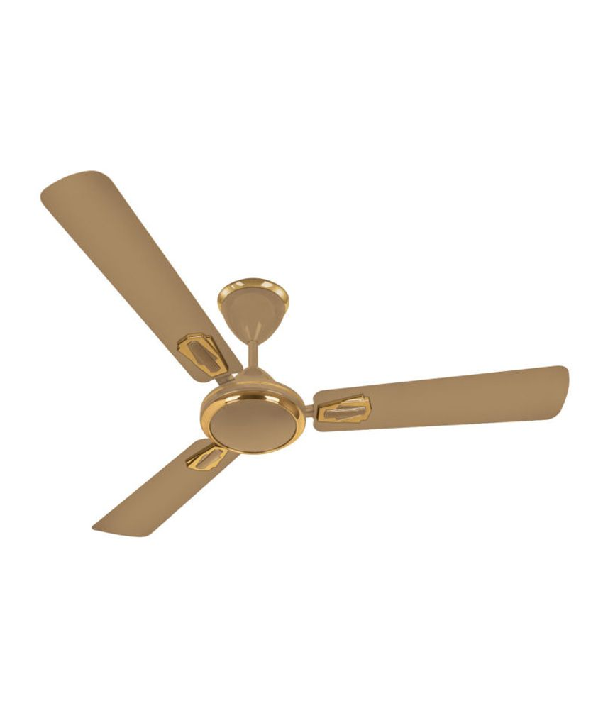 Luminous 1200 Mm Ceiling Fan Krona Caramel Price In