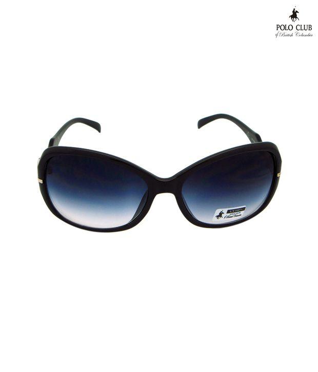 Polo Club Black Pink Sunglasses