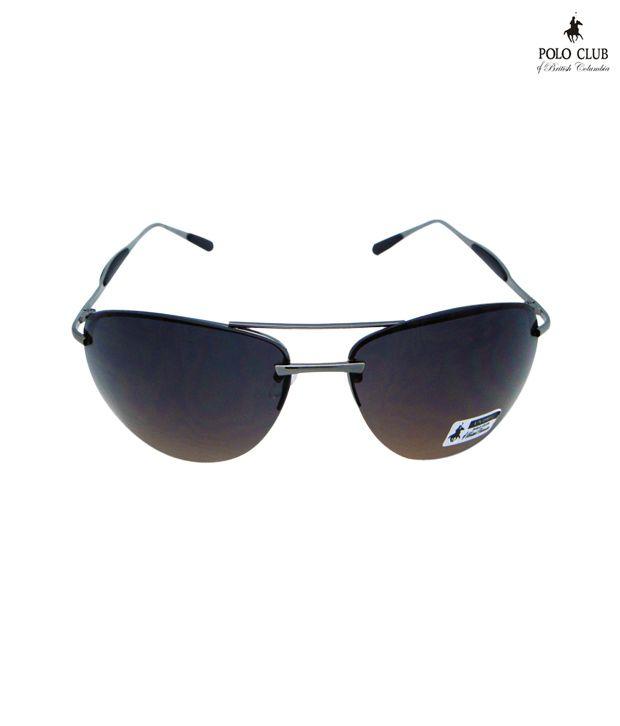 Polo Club Frameless Sunglasses