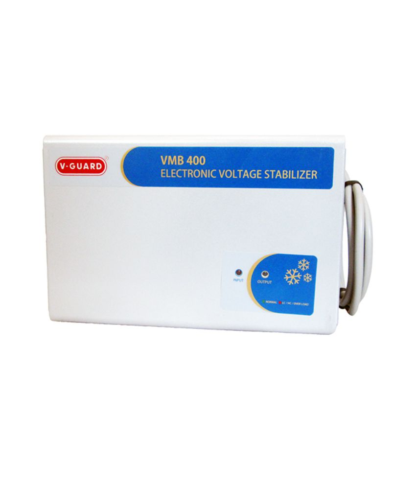 v guard vmb400 voltage stabilizer for ac upto 1 5 ton price in rh snapdeal com