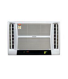 Hitachi 1.5 Ton 5 Star Summer QC RAV518HUD Window Air Conditioner (2017 Model)