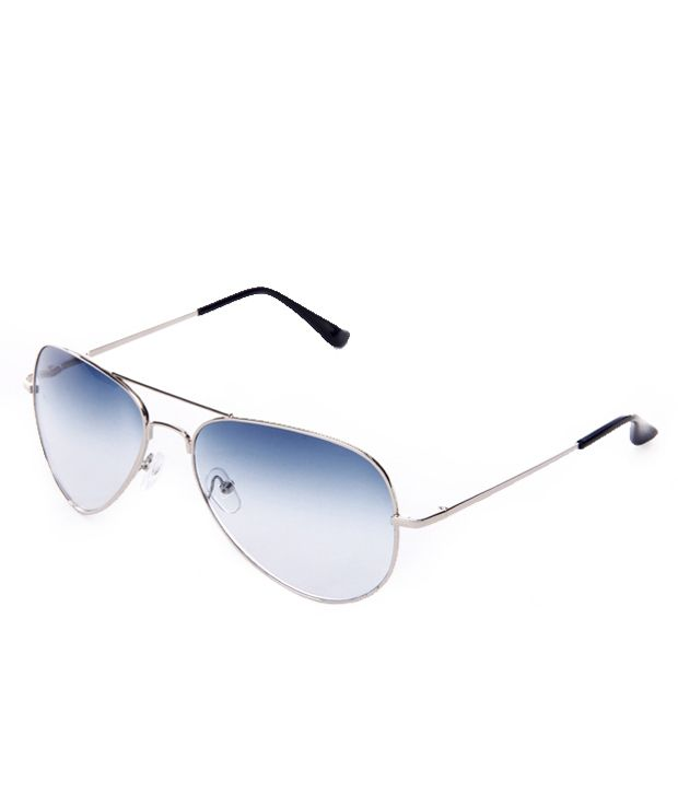 8d9c00169b Davidson Awesome Blue Shaded Aviator Sunglasses - Buy Davidson Awesome Blue  Shaded Aviator Sunglasses Online at Low Price - Snapdeal