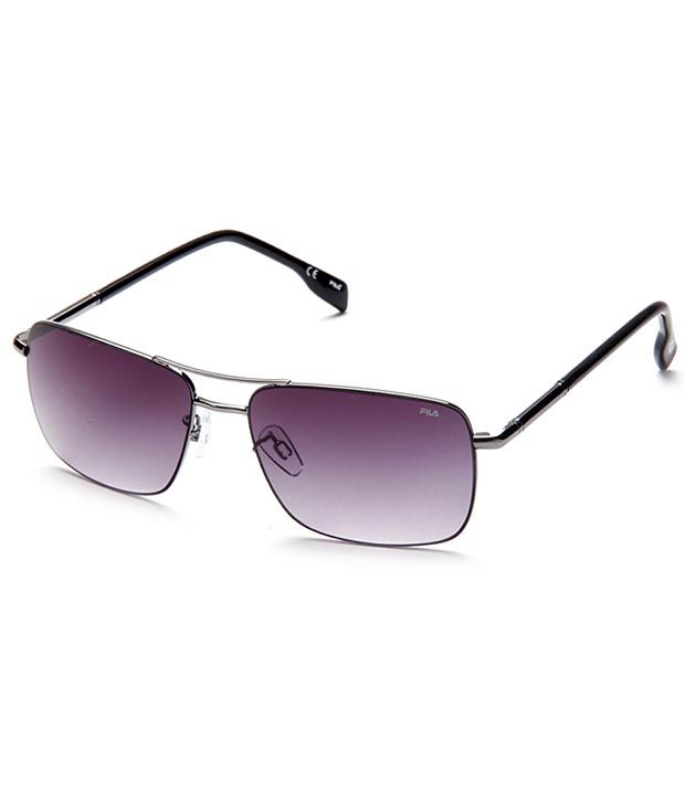 Fila Square SF9669-O568 Men's Sunglasses