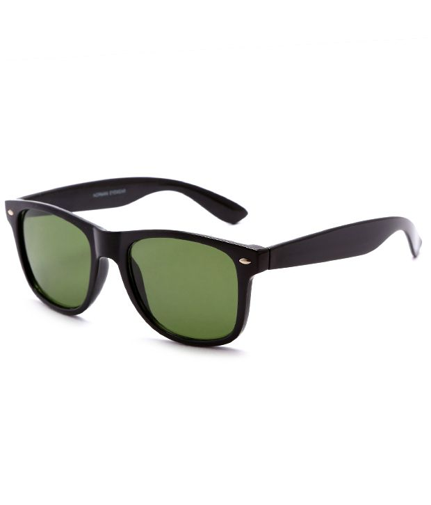 MACORO - Green Square Sunglasses ( )