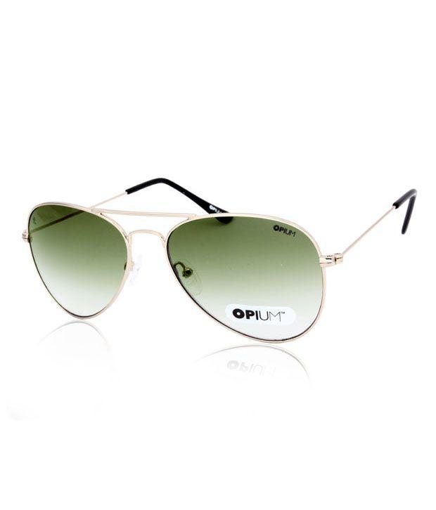 Opium Aviator Op_1200_C11 Women Men'S Sunglasses