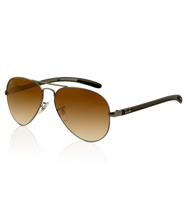 6bf337575c6 Ray-Ban RB-8307-004-51 Aviator Sunglasses - Buy Ray-Ban RB-8307-004-51 Aviator  Sunglasses Online at Low Price - Snapdeal