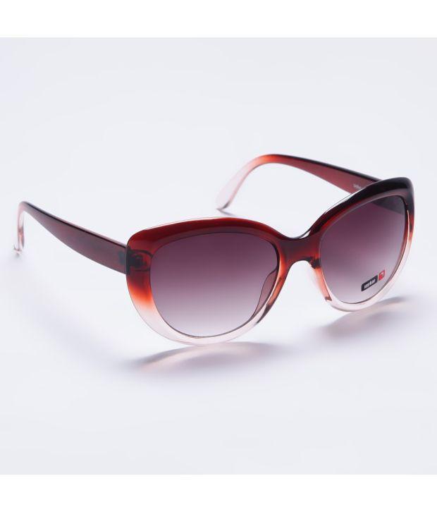 Spykar Brown Women - Oval Sunglasses