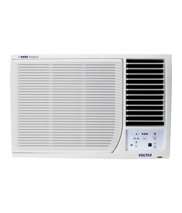 Voltas 1 ton 2 star 122 lye window air conditioner price for 1 ton window air conditioner