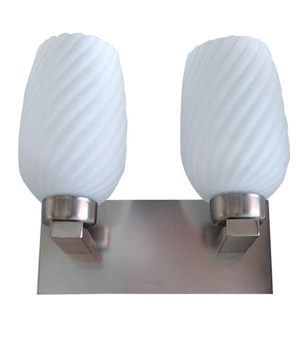 Wall Lamps Snapdeal : Philips White 30983 Wall Lamp Brushed Nickel: Buy Philips White 30983 Wall Lamp Brushed Nickel ...