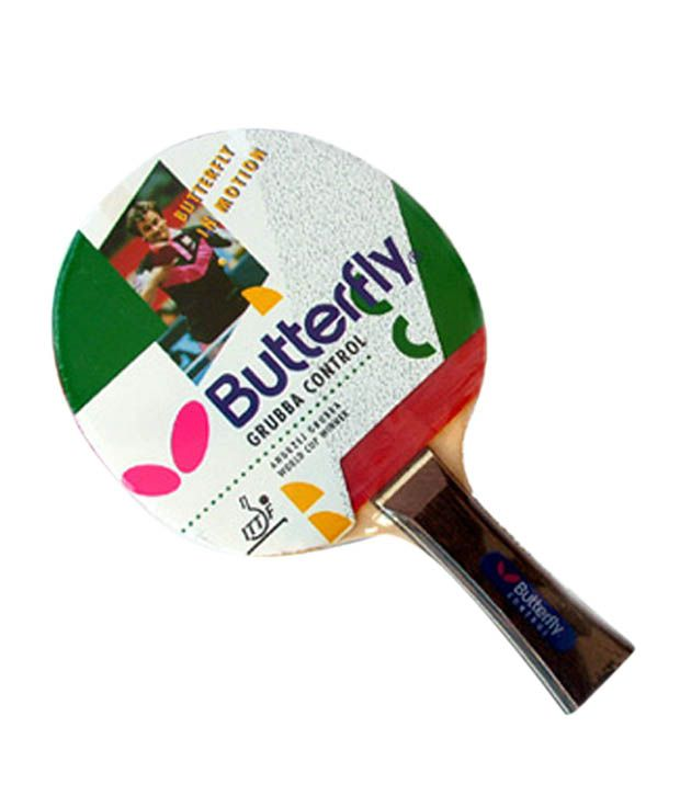 butterfly grubba control table tennis racket buy online at best rh snapdeal com