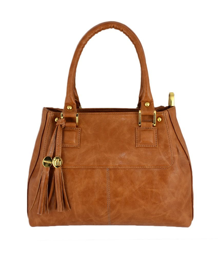 IMAGES S1995Beige Beige Shoulder Bags