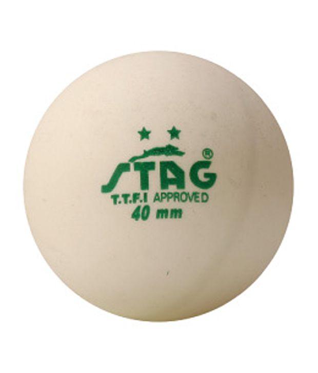 Stag Two Star TT Balls (96 Pcs)