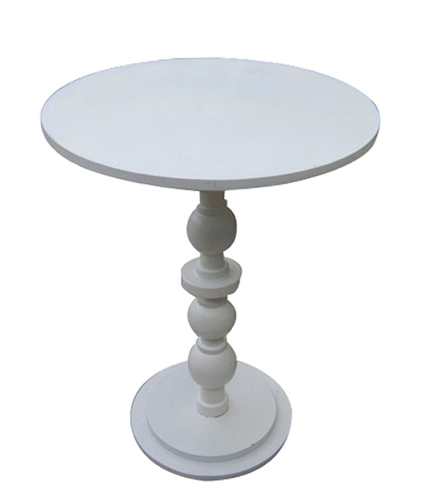 Allerton  WOODEN END TABLE
