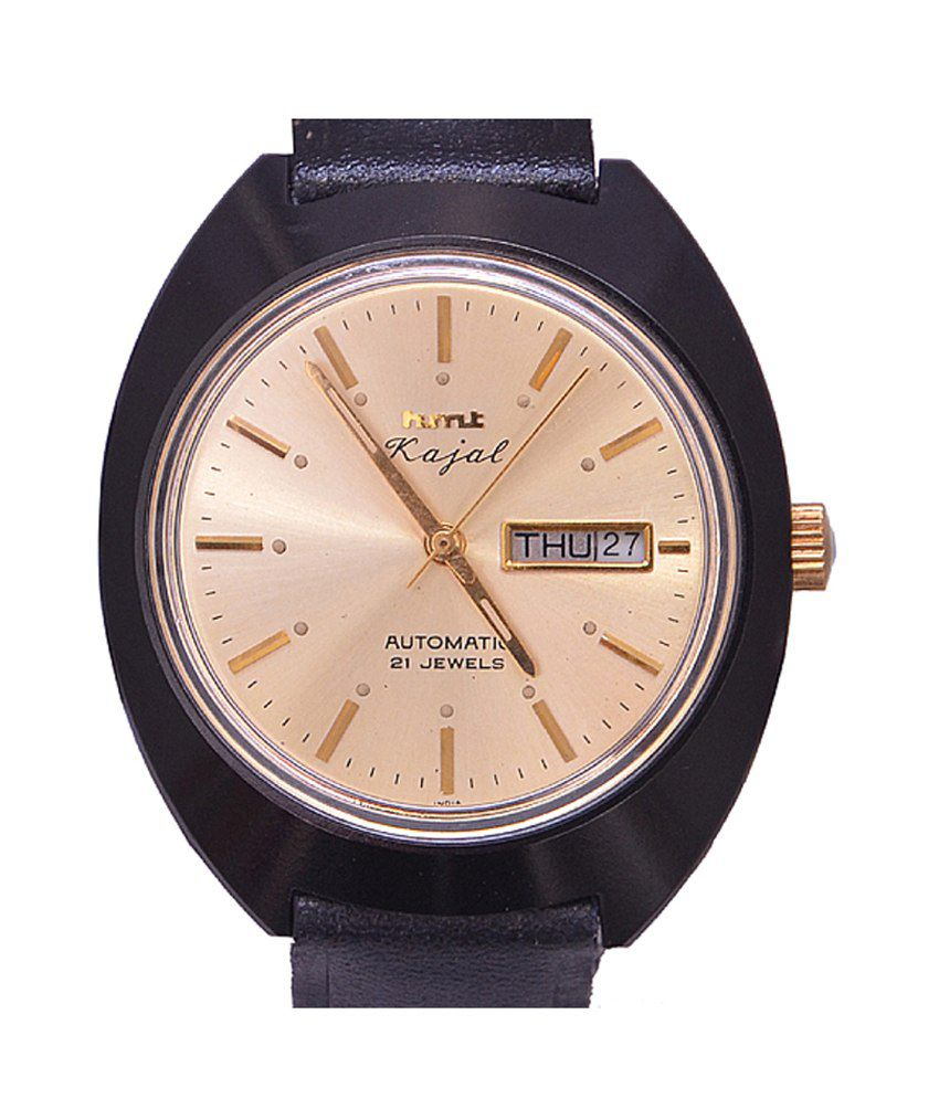 Hmt automatic mens wrist watch buy hmt automatic mens for What watch to buy