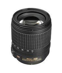 Nikon 18-105 mm VR f/3.5-5.6G ED AF-S DX Lens (DX Format)