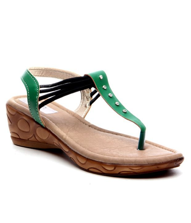 Nell Green Wedges