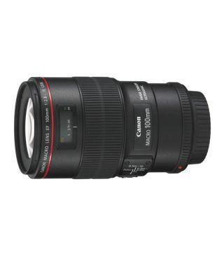Canon -EF 100mm f/2.8 Macro USM Lens