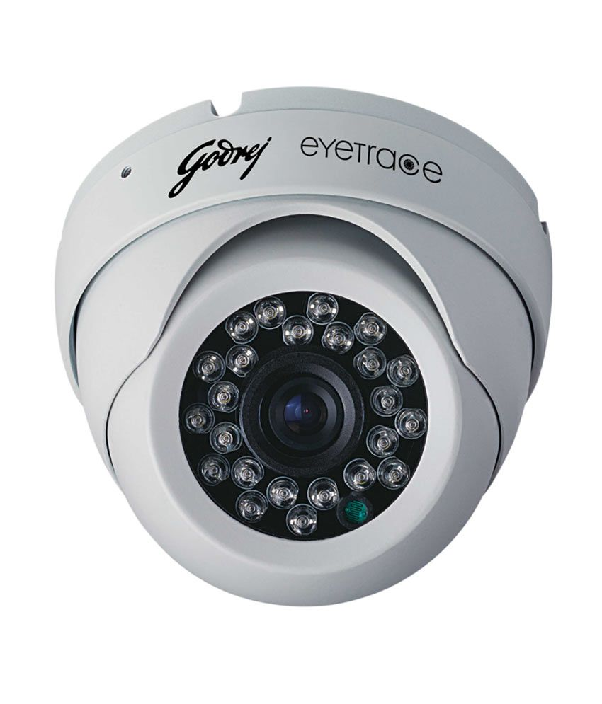 a6876fa49 Godrej CCTV Cameras Price in India - Buy Godrej CCTV Cameras Online on  Snapdeal