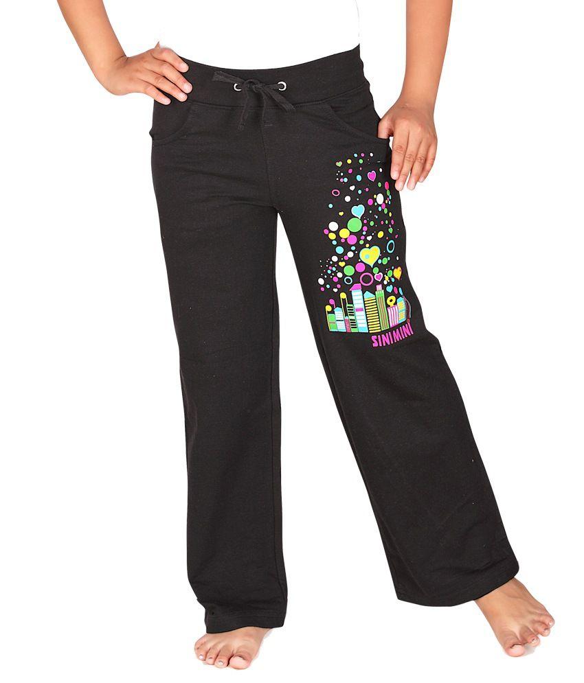 Sini Mini Girls Knitted Fashionable Pant