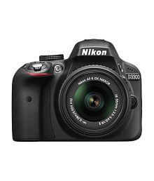 Nikon D3300 Body Only , Memory card and Bag
