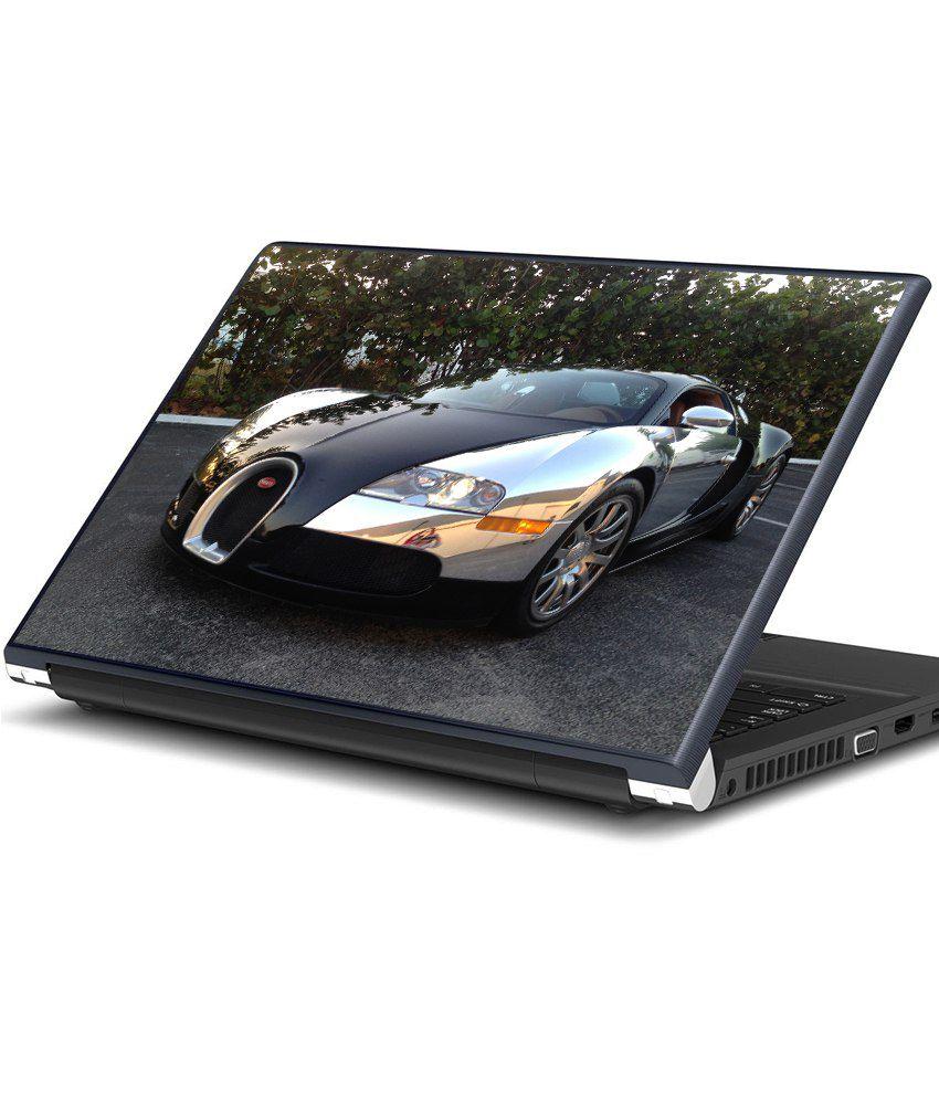 artifa black gallardo supercar laptop skin best price in india on 20th december 2017 dealtuno. Black Bedroom Furniture Sets. Home Design Ideas