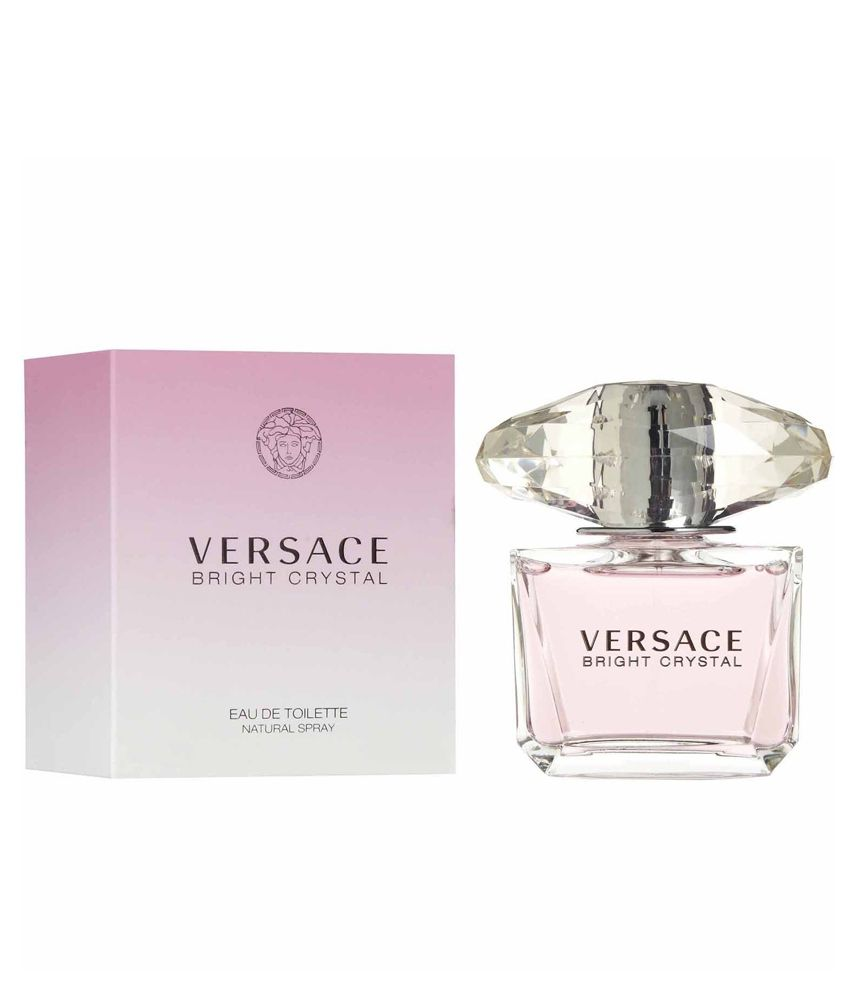 Versace Bright Crystal Women 90Ml  Buy Online at Best Prices in ... 6ebdfe0571f