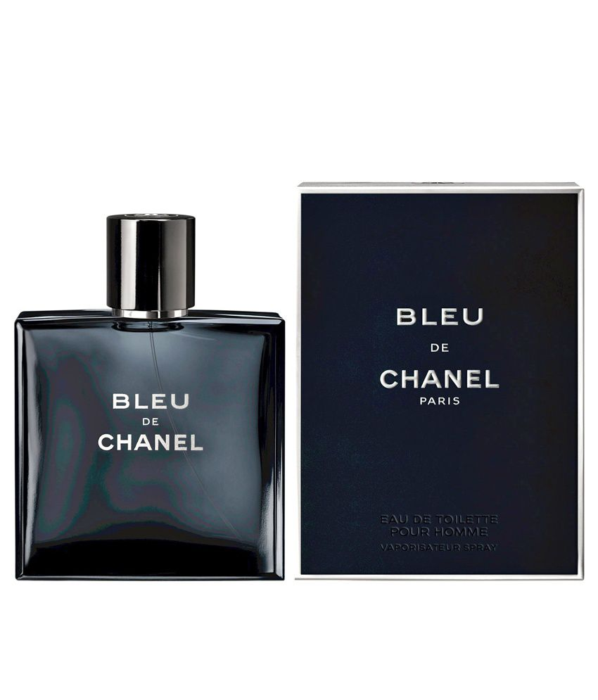 89a344a78 Bleu De Chanal Perfume Edt For Men 100Ml: Buy Online at Best Prices in  India - Snapdeal