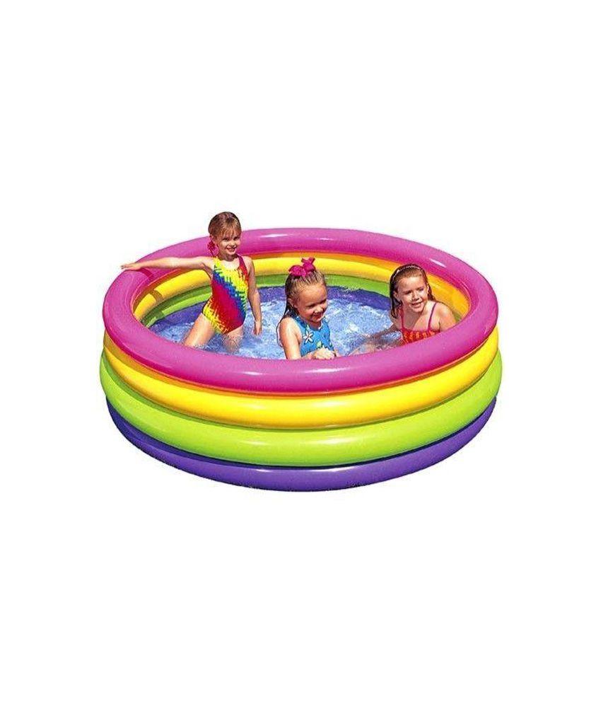 intex baby pool 5ft buy intex baby pool 5ft online. Black Bedroom Furniture Sets. Home Design Ideas