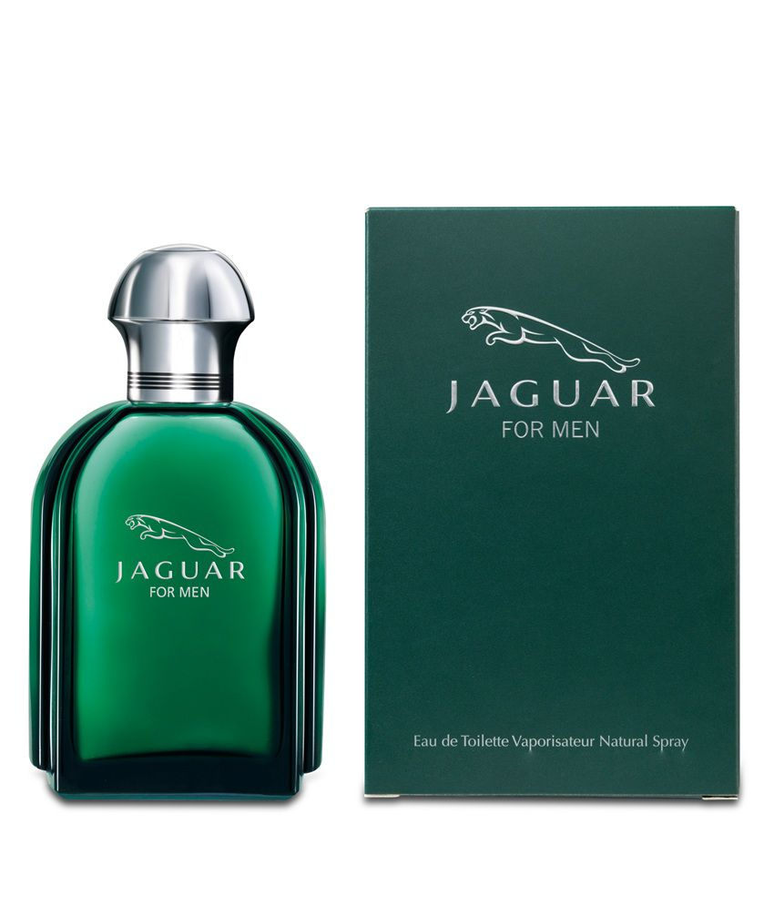 Jaguar Perfume For Mens Price: Jag Perfume Green 100 Ml Men EDT: Buy Online At Best Prices In India