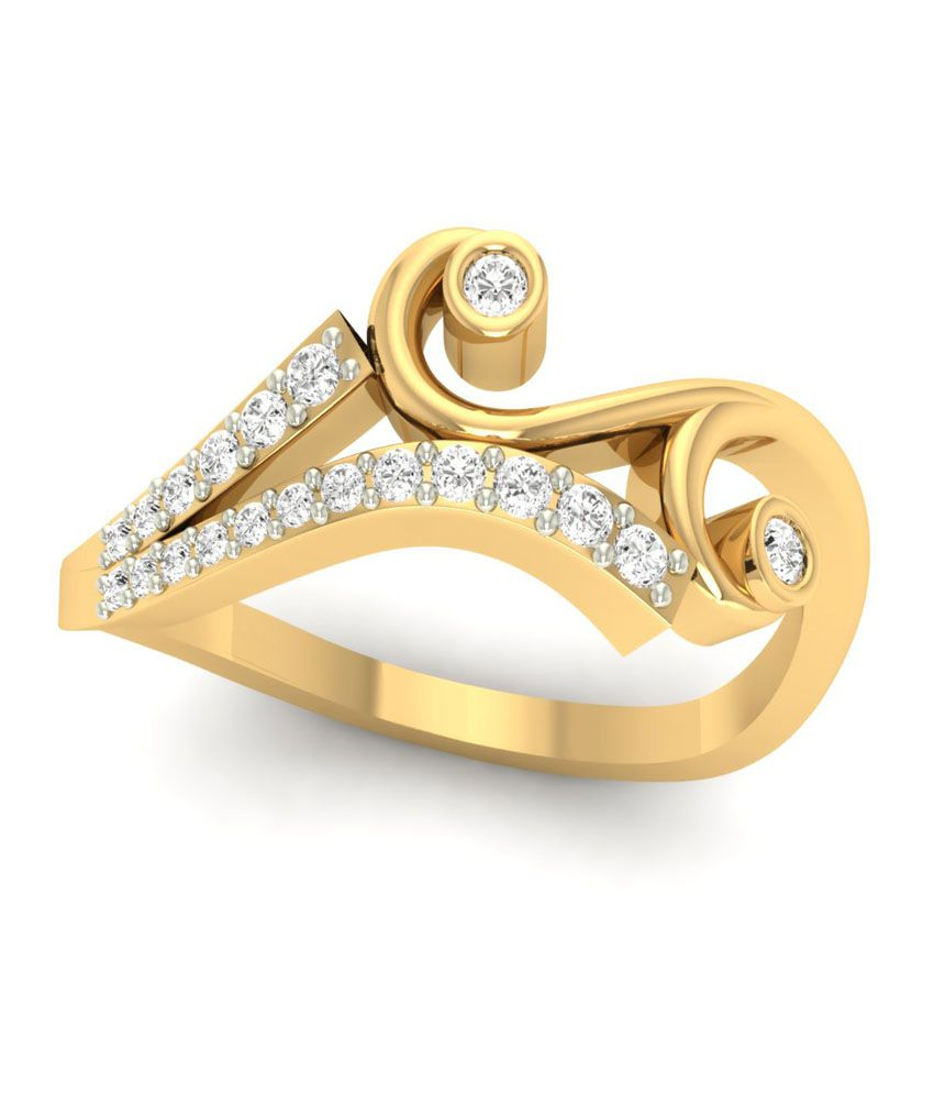 Jewels5 Exquisite Gold Ring