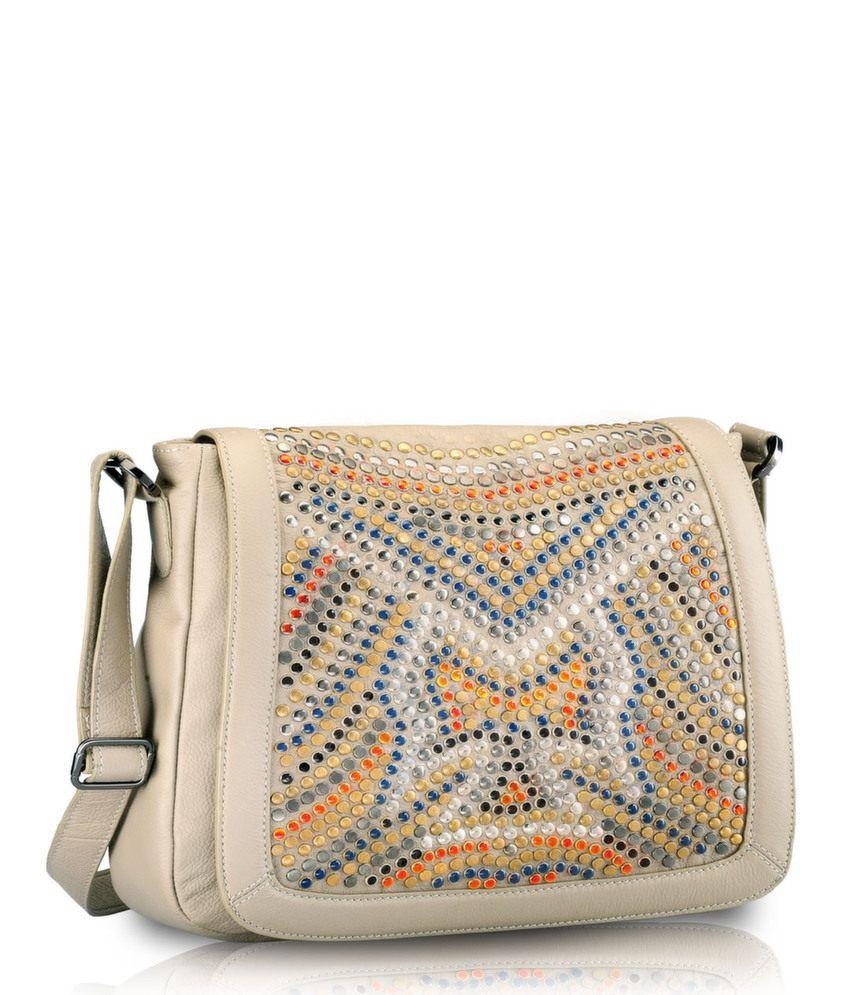 Phive Rivers PR519 Brown Sling Bags