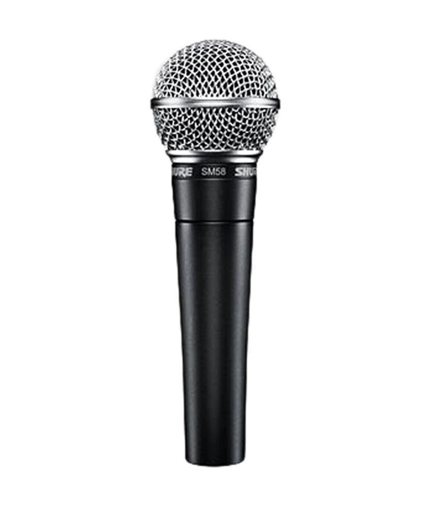 Shure Sm58 Price : buy shure sm58 lc cardioid dynamic vocal microphone online at best price in india snapdeal ~ Vivirlamusica.com Haus und Dekorationen
