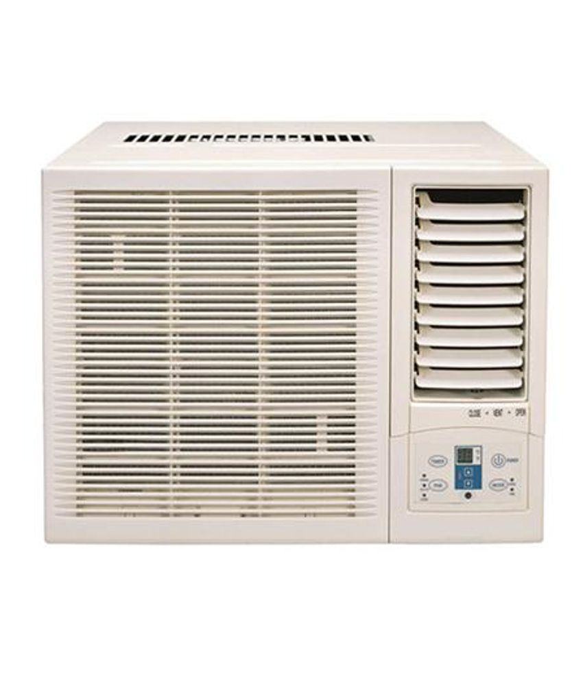 voltas ton 2 star 102 py window air conditioner white